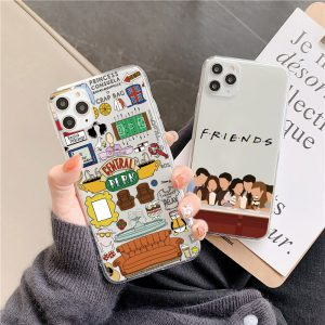 Friends Graphic iPhone 11 Pro Max Case - FinishifyStore