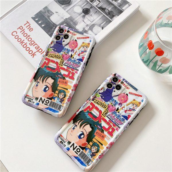 Japanese Graphic iPhone 11 Pro Max Case - FinishifyStore