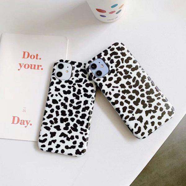 Leopard Print iPhone 11 Pro Case - FinishifyStore