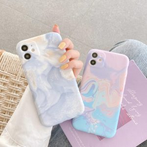 Oil Painting Marble iPhone Case - FinishifyStore