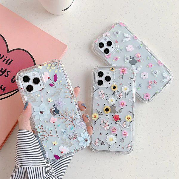 Cute Spring Design iPhone 12 Case - FinishifyStore