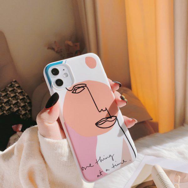 Abstract Art iPhone Case 11 Pro - FinishifyStore