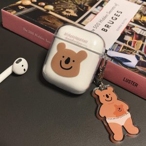 cartoon funny koala airpods case - finishifystore