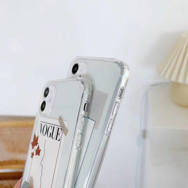 Vogue iPhone Xr Case - FinishifyStore