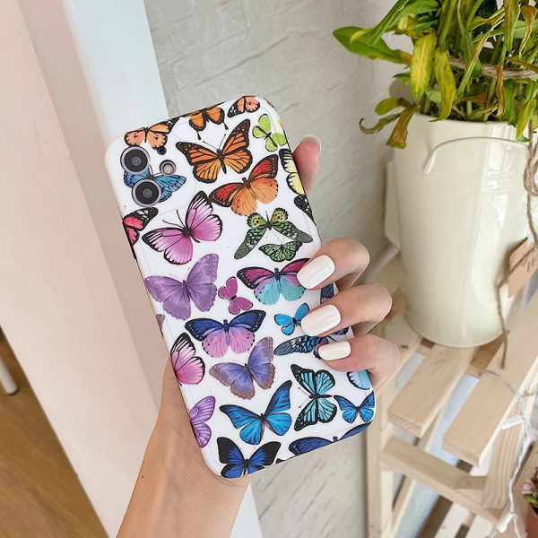 Multiple Butterfly iPhone Case - FinishifyStore
