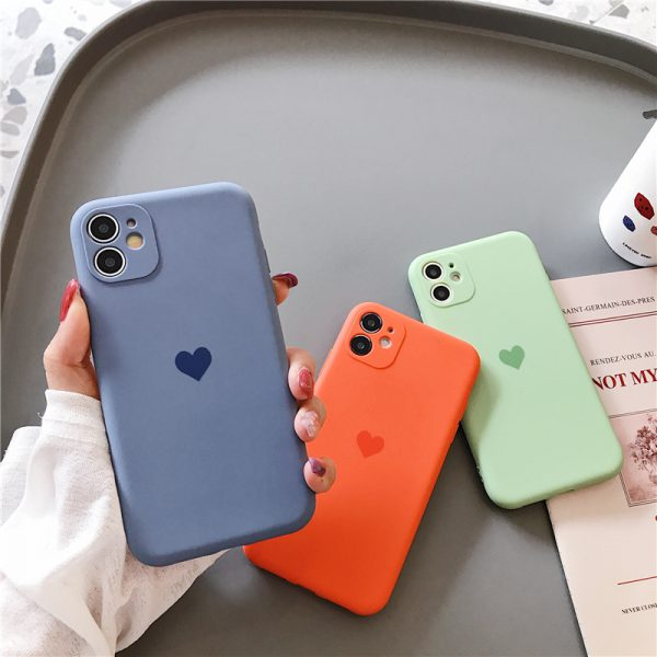 Protection Heart iPhone Case - FinishifyStore