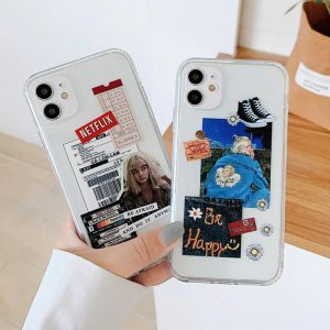 Stickers for iPhone Cases
