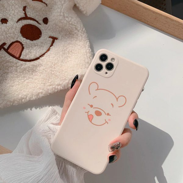 Lovely Pooh Bear iPhone 12 Pro Max Case