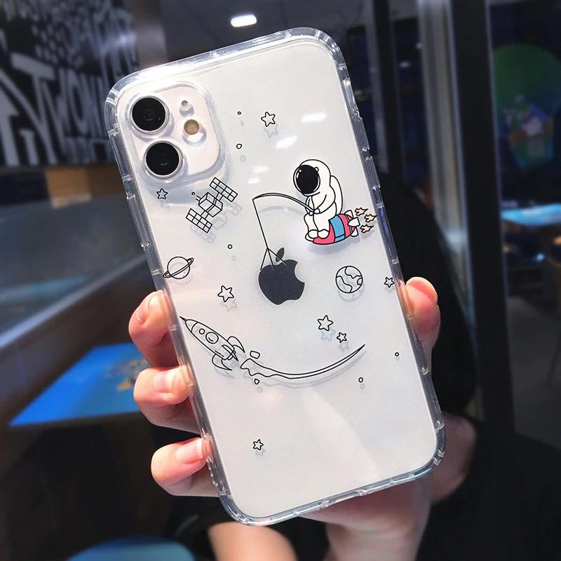 Astronaut iPhone 12 Case