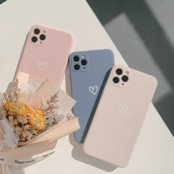 Heart iPhone 11 Cases