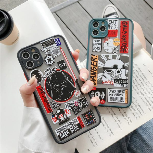 Star Wars Protective iPhone Case 12 Pro Max