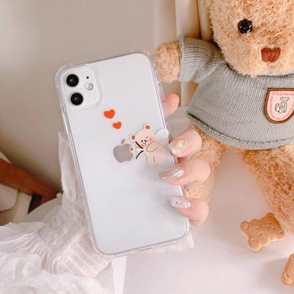 Tiny Bear iPhone 12 Case