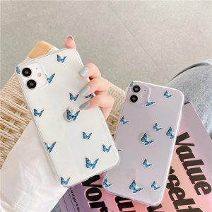 Tiny Butterfly iPhone 12 Case