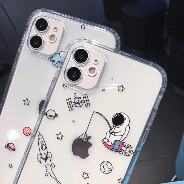 Astronaut iPhone Cases - FinishifyStore