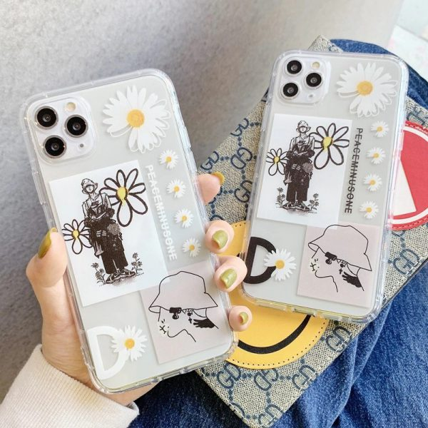 Peaceminusone Stickers iPhone 12 Pro Max Case