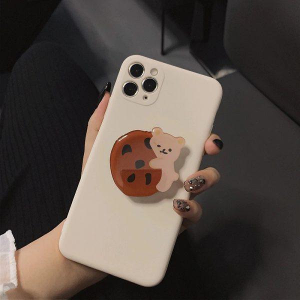 Chocolate Bear iPhone 11 Pro Max Case