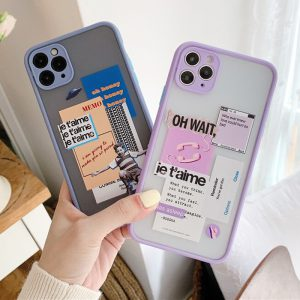 Fashion Design Shockproof iPhone Case