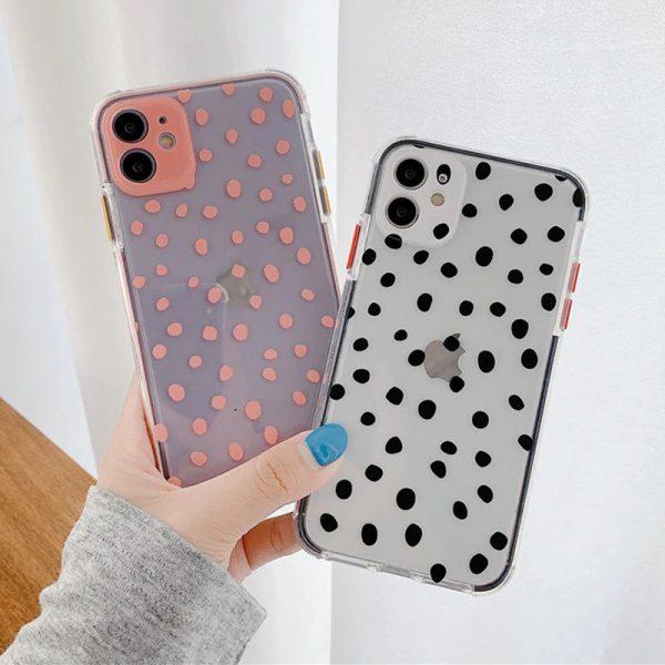 Fashion Spots iPhone 12 Case - FinishifyStore