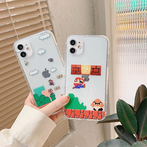 Funny Super Mario iPhone 11 Case
