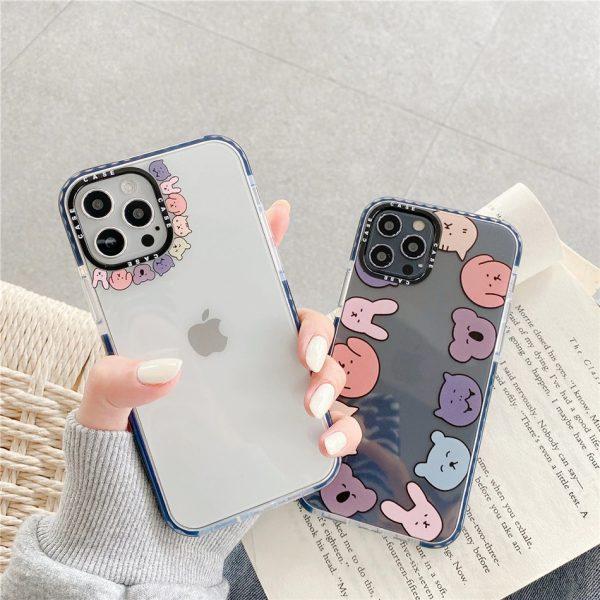 Funny Animals iPhone 12 Case