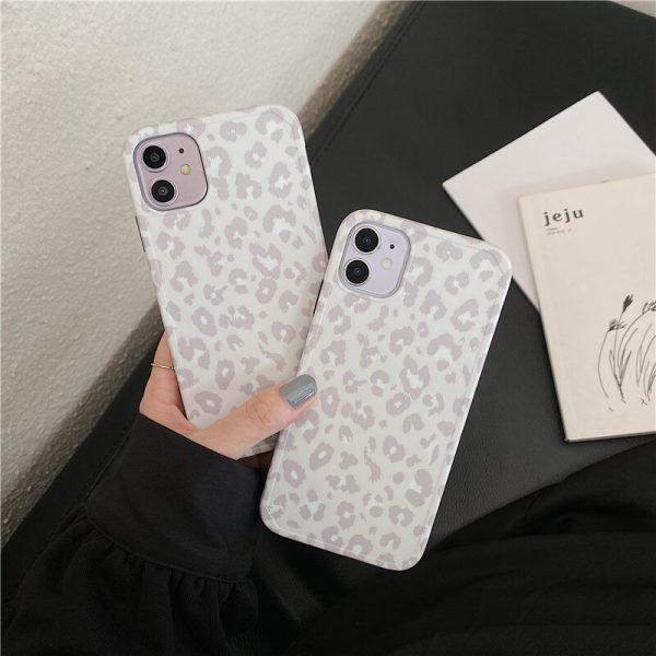 Leopard Spots iPhone 12 Case