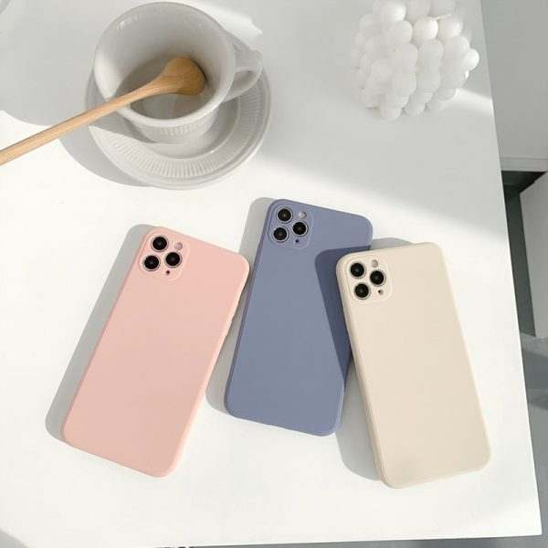 Simple Matte iPhone 12 Pro Max Case