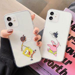 Spongebob iPhone cases