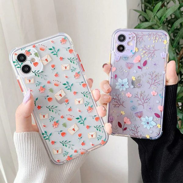 Floral iPhone 11 Cases - FinishifyStore
