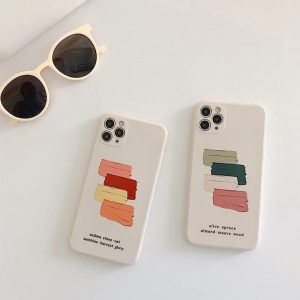 Cream Matte iPhone 11 Pro Max Case