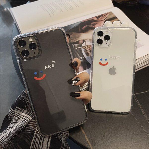 transparent iPhone cases - finishifystore