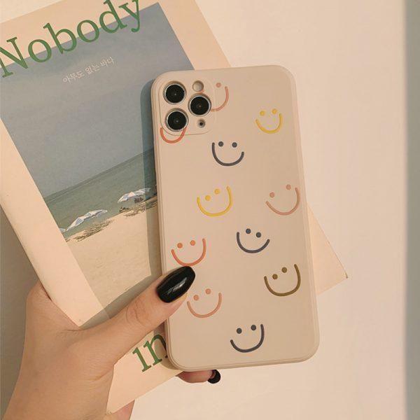 Smiley iPhone Case - FinishifyStore