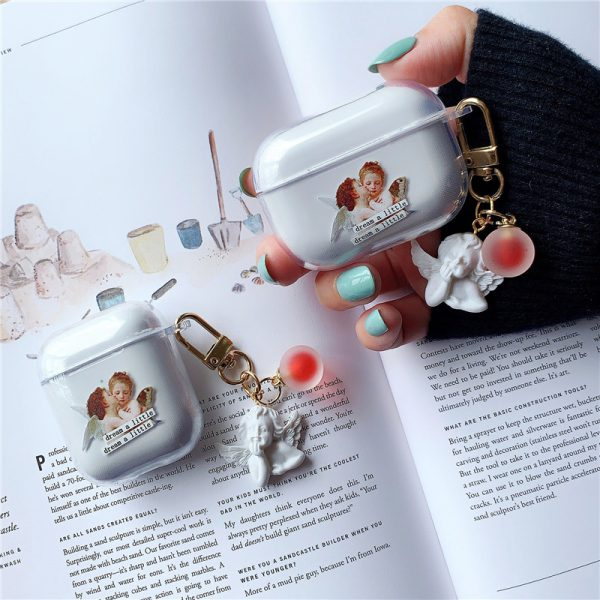 Dream Angel Airpod Case - FinishifyStore