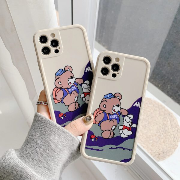 Cartoon Scenery iPhone 11 Pro Max Case