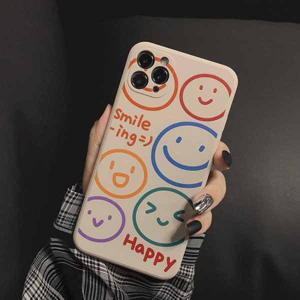 Funny Smile iPhone 12 Case
