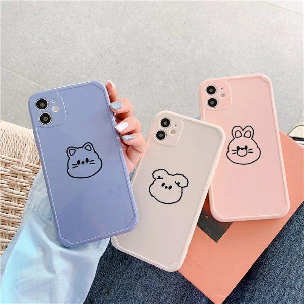 Cute Matte iPhone 12 Case - FinishifyStore