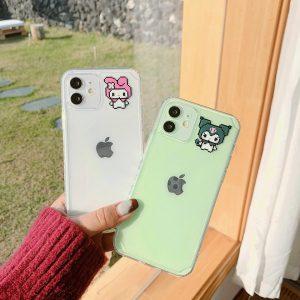 Cute Melody iPhone 12 Case