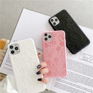 Cute Mickey Mouse iPhone 11 Pro Max Case