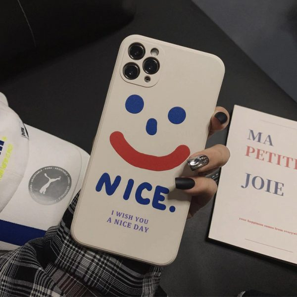 Cute Smiley iPhone 11 Pro Max Case
