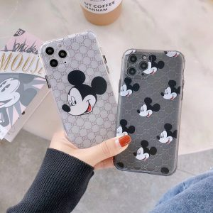 Disney Mickey Mouse iPhone 12 Pro Max Case