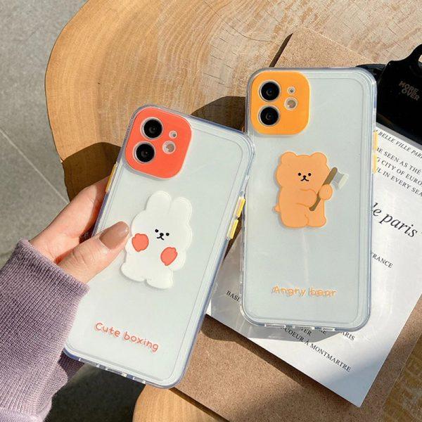 Rabbit iPhone Case - FinishifyStore