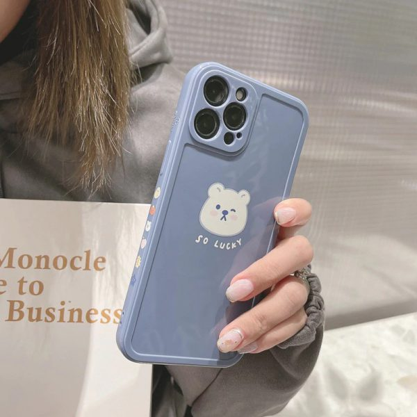 Lucky Bear Shockproof iPhone 11 Pro Max Case