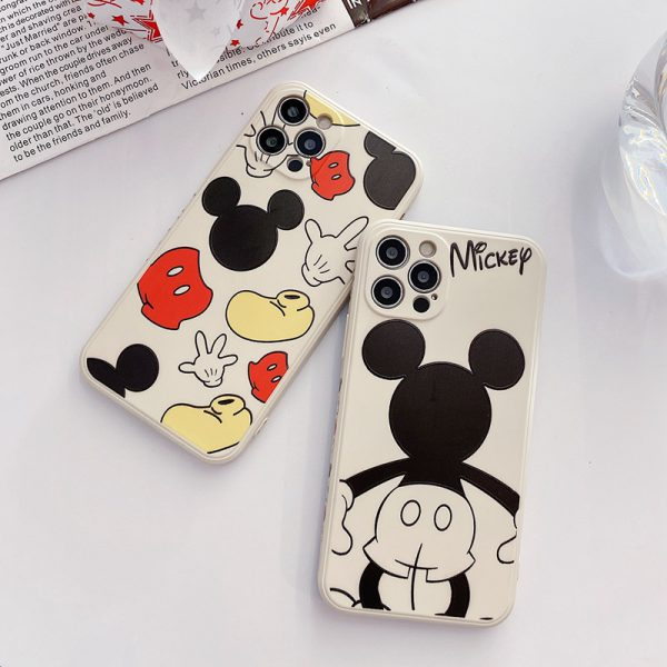 Mickey Mouse iPhone Cases - FinishifyStore