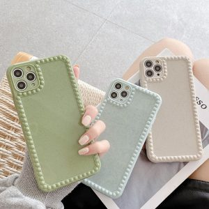Solid Glossy iPhone 11 Pro Max Case