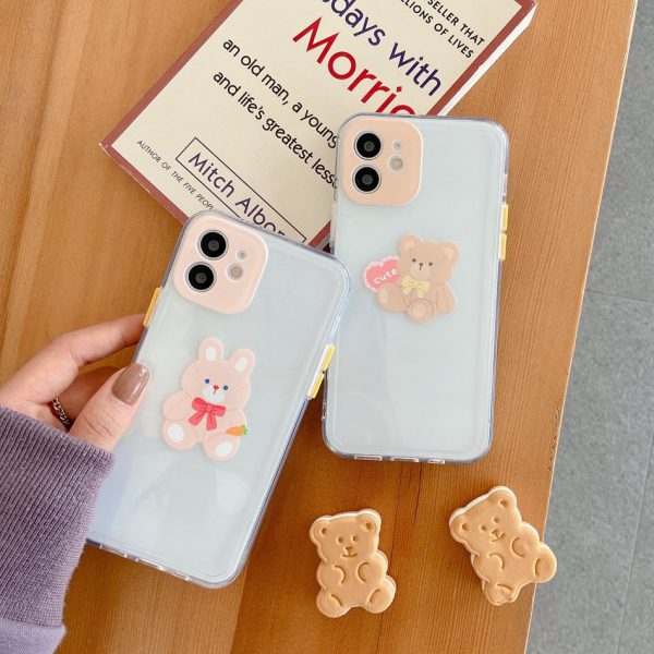 Teddy Bear iPhone 12 Case