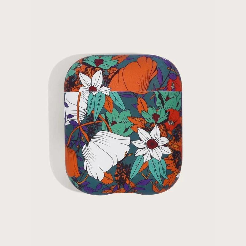 flowers airpod case - finishifystore