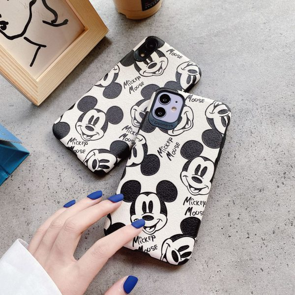 Mickey Mouse Design iPhone Case - FinishifyStore
