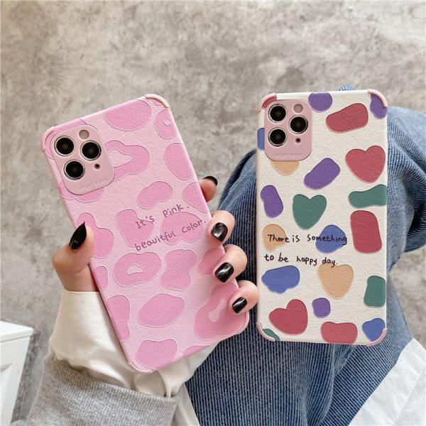 Leopard Design iPhone Case - FinishifyStore