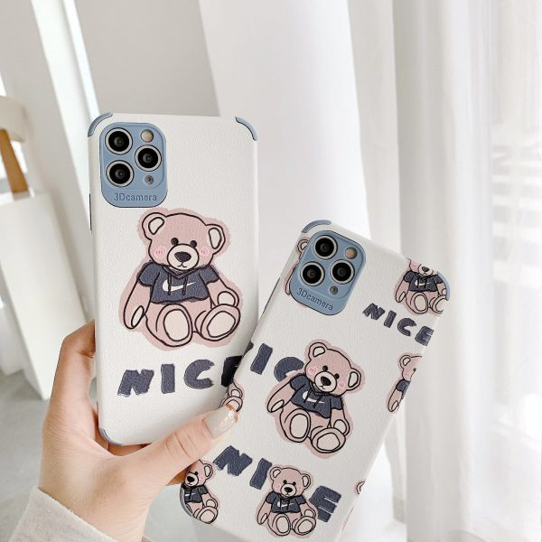 Lovely Bear iPhone 12 Pro Max Case