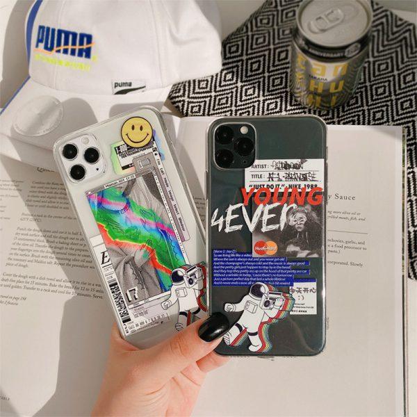 Fantasy Label iPhone 11 Pro Max Case