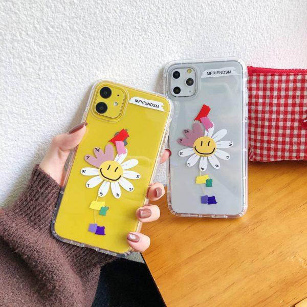 G-Dragon Peaceminusone Clear iPhone Case